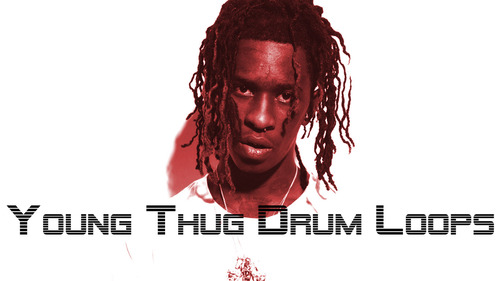 Product picture Young Thug Type Drum Loops